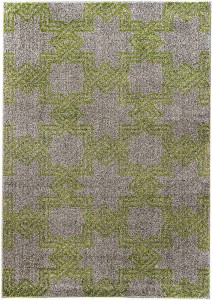 Dywan Carpetforyou Grand Green 80x150