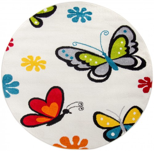 Butterfly koło 80x80 Light Collection 1