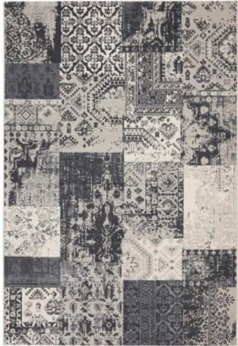 Dywan Komfort Vivid Vintage 120x170 Szary Beż